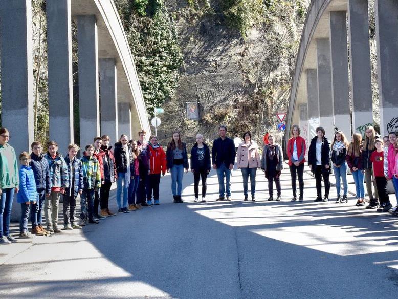 Jugendmusik Feldkirch-Nofels und Nachwuchschöre des Frohsinn