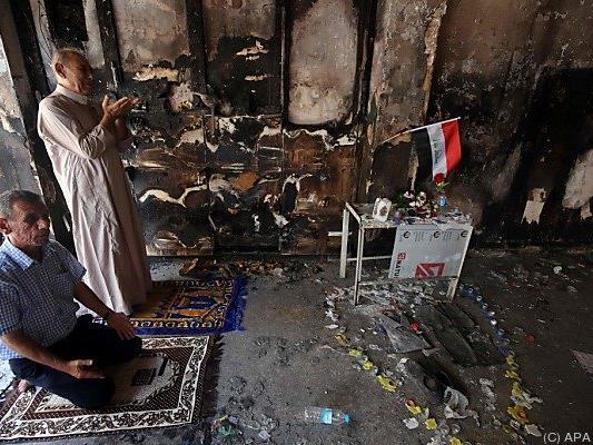 Die Lage im Irak ist laut Außenministerium unverändert dramatisch