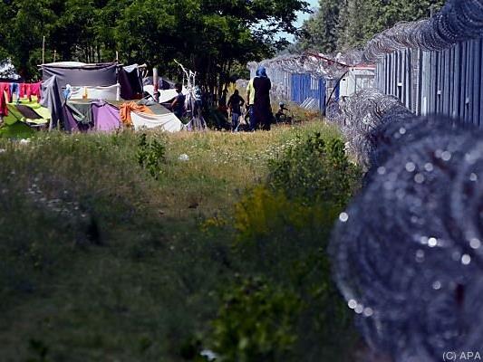 An ungarisch-serbischer Grenze sollen auch heimische Polizisten stehen