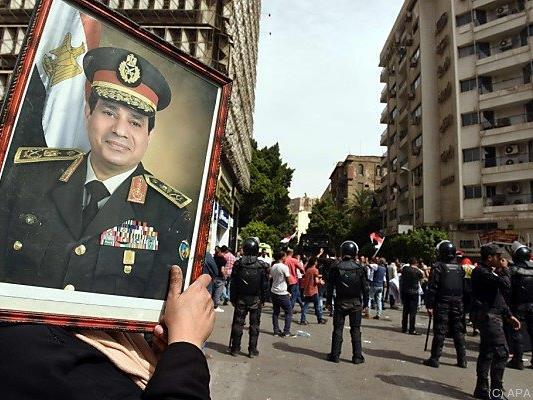 Ägyptens Führung von der Menschenrechtsorganisation scharf kritisiert
