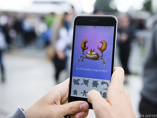 """""""Pokemon Go"""" mit Verspätung in Österreich gelandet"""