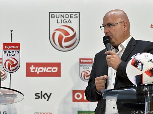 Auftakt zur neuen Bundesliga-Saison
