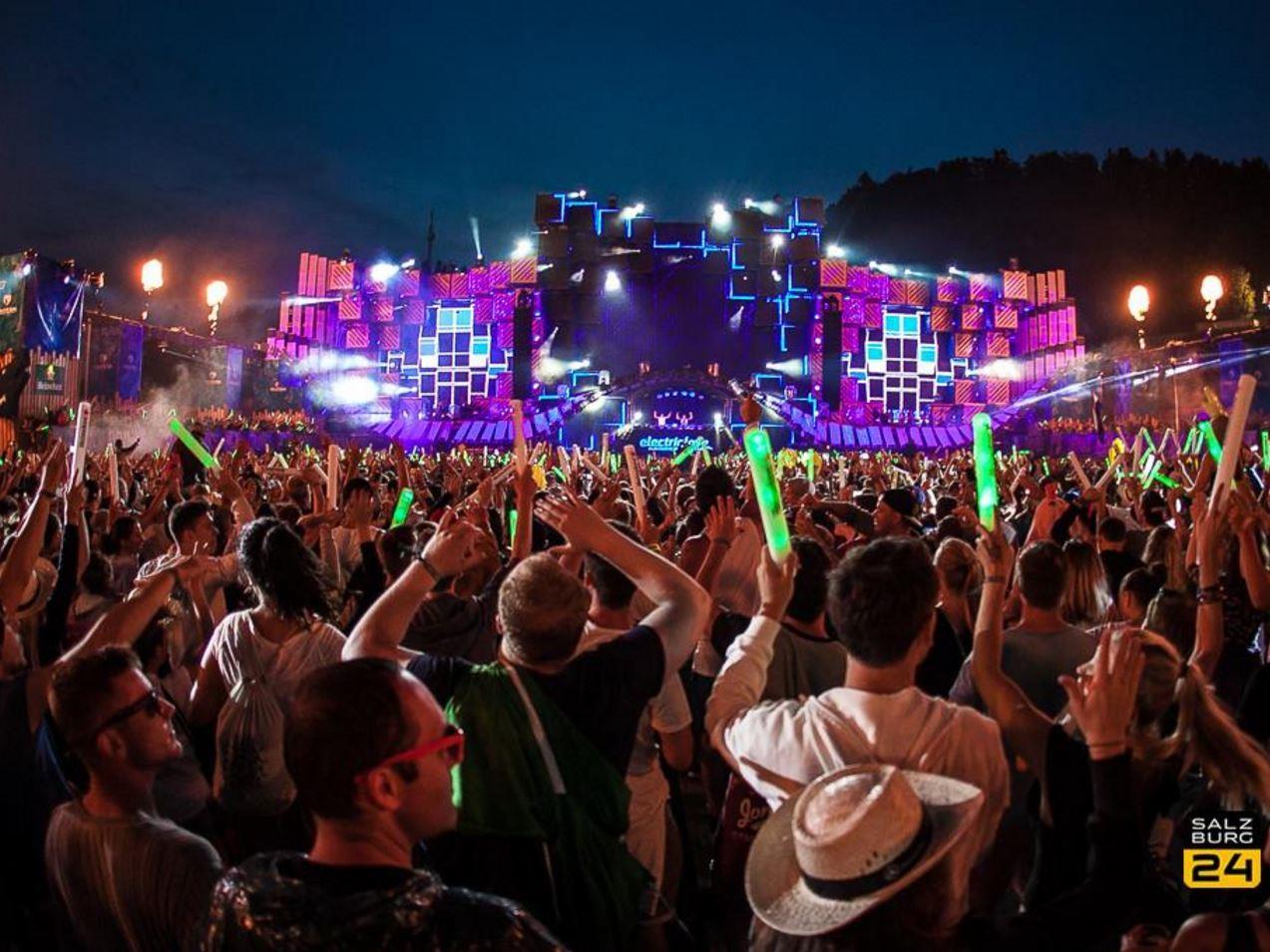 Electric Love Resident-DJ Felice läutet am Donnerstag mit einem fulminanten Opening den offiziellen Start zum diesjährigen Festival ein.