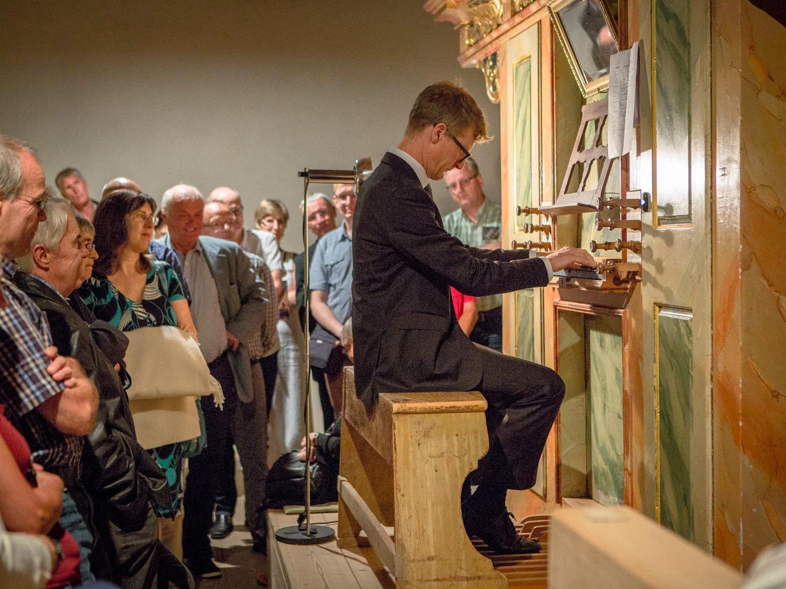 Der Orgel-Schwerpunkt ist für kulturhistorisch Interessierte ebenso interessant wie für musikalisch Versierte.