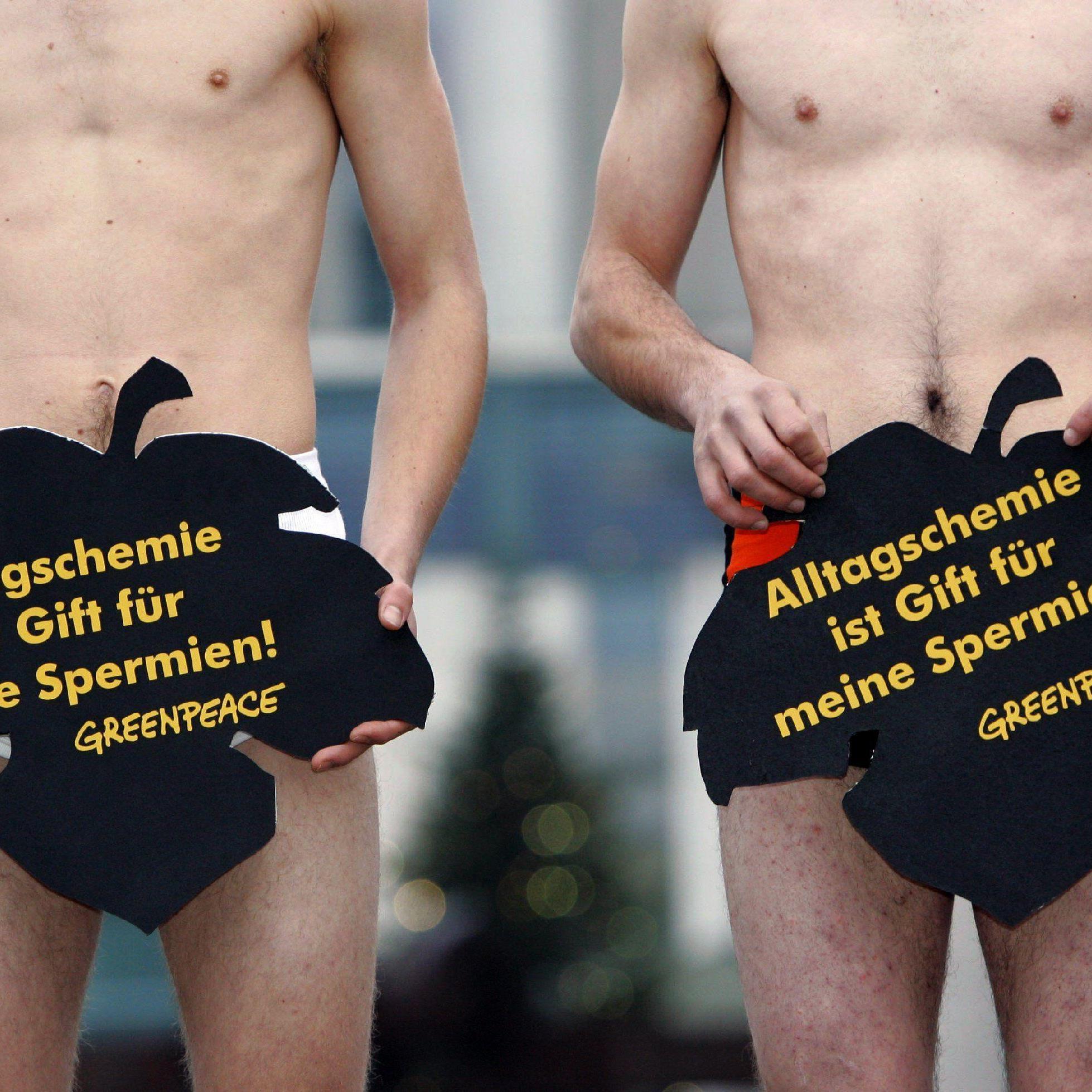 Greenpeace deckt auf, welche Firmen schädliche Chemikalien für ihre Produkte verwenden