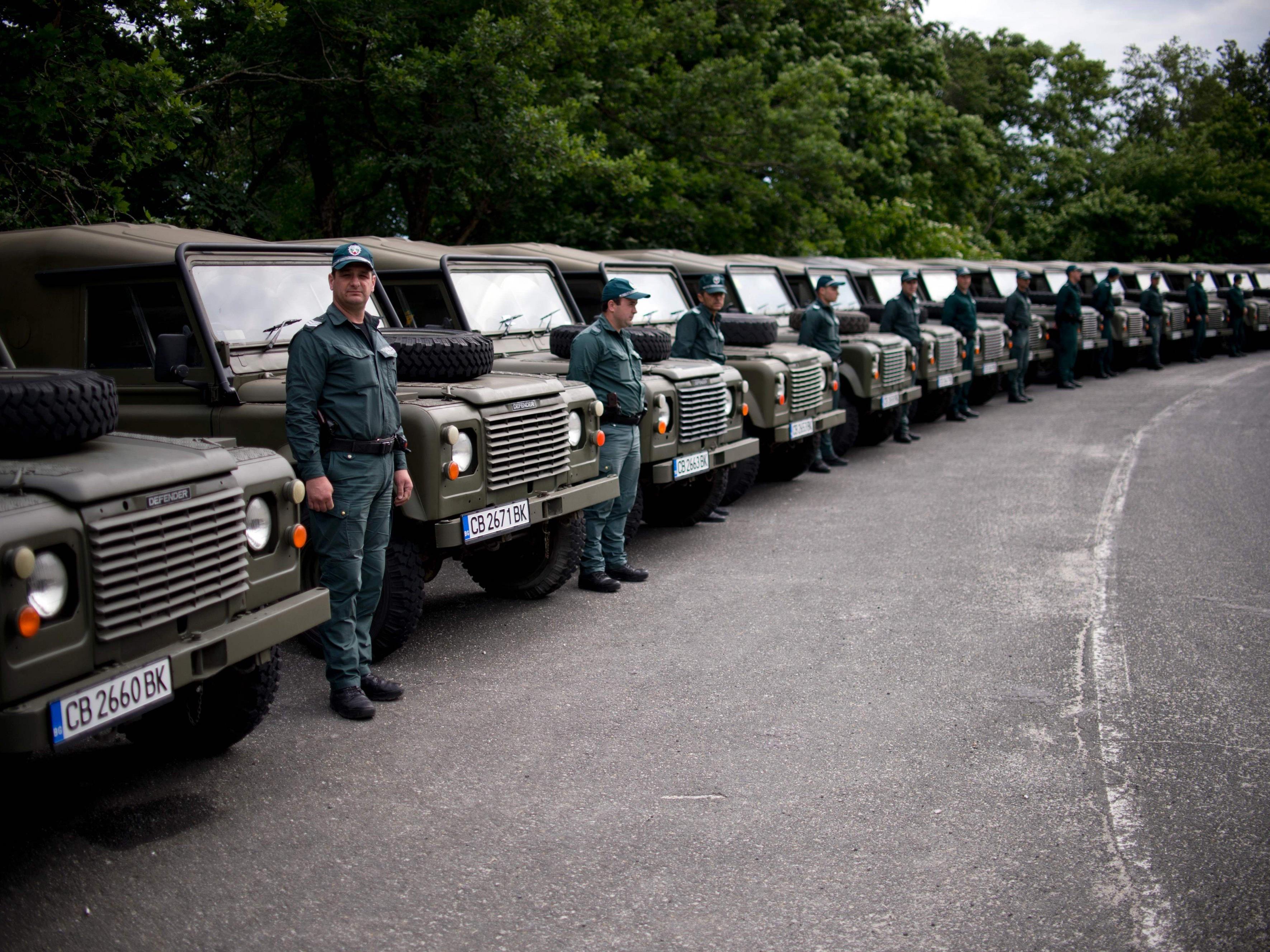 Ein Lkw mit zwei Tonnen heroin an Bord wurde an der türkisch-bulgarischen Grenze gestoppt. Das Rauschgift war in Tomatenpüree versteckt.