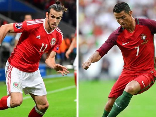 Portugal trifft im Viertelfinale der EURO 2016 auf Wales.