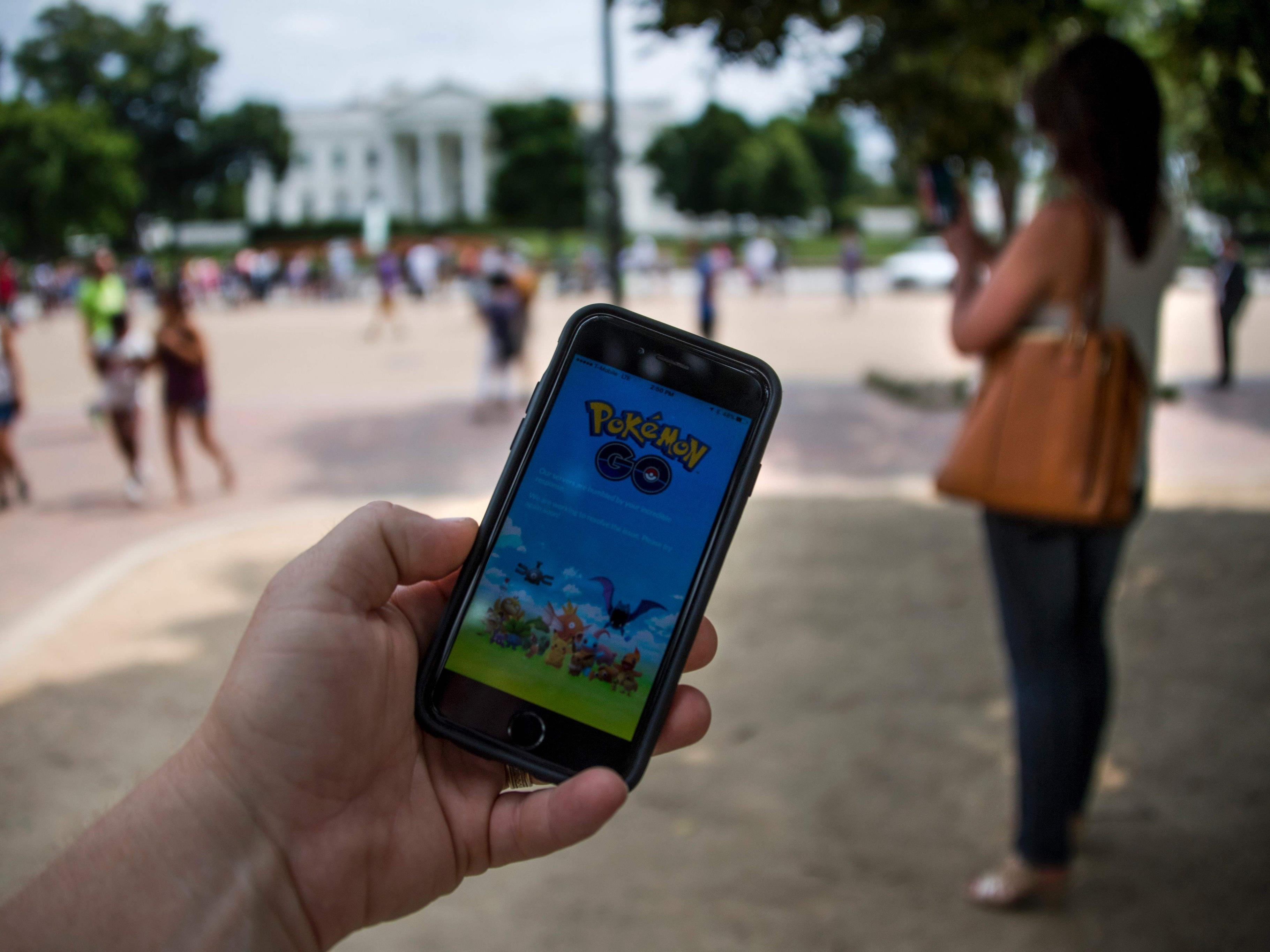 Pokemon GO bringt Nintendo frischen Wind.
