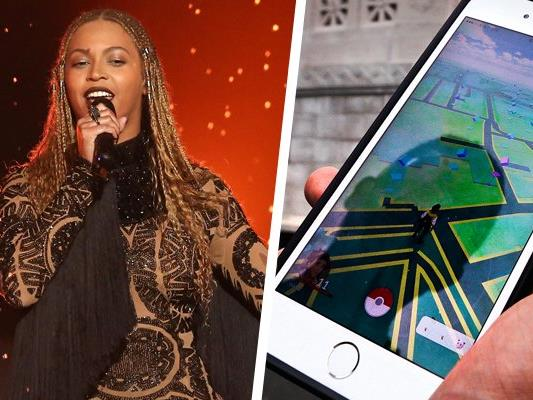 Was Beyoncé wohl von Pokémon-Spielern auf ihren Konzerten hält?