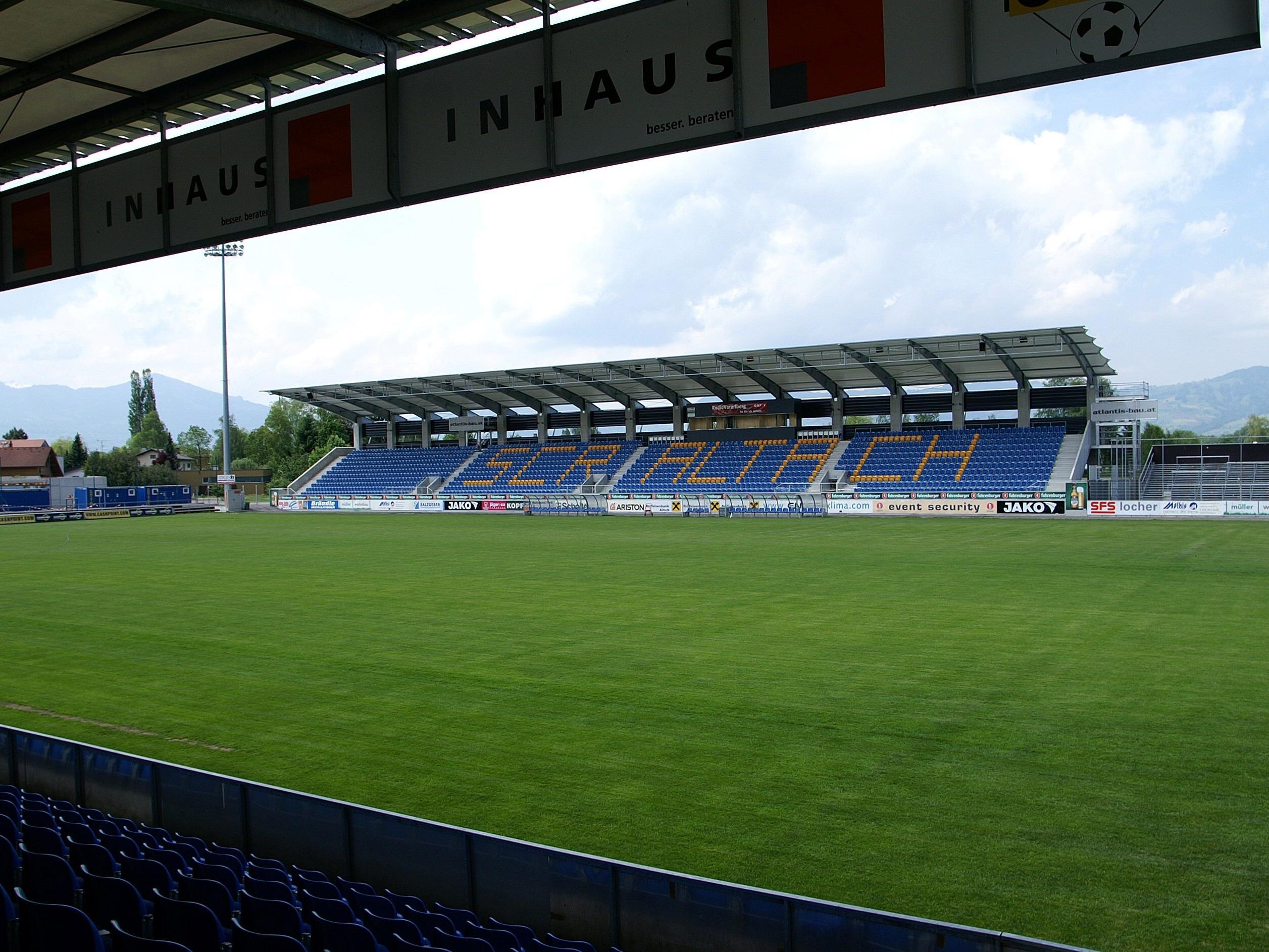 Der SCR Altach hat in der abgelaufenen Fußball-Meisterschaft den besten Rasen aller Bundesligisten gehabt. Zu diesem Schluss kam die Spielergewerkschaft Vereinigung der Fußballer (VdF) nach Auswertung ihrer Daten.