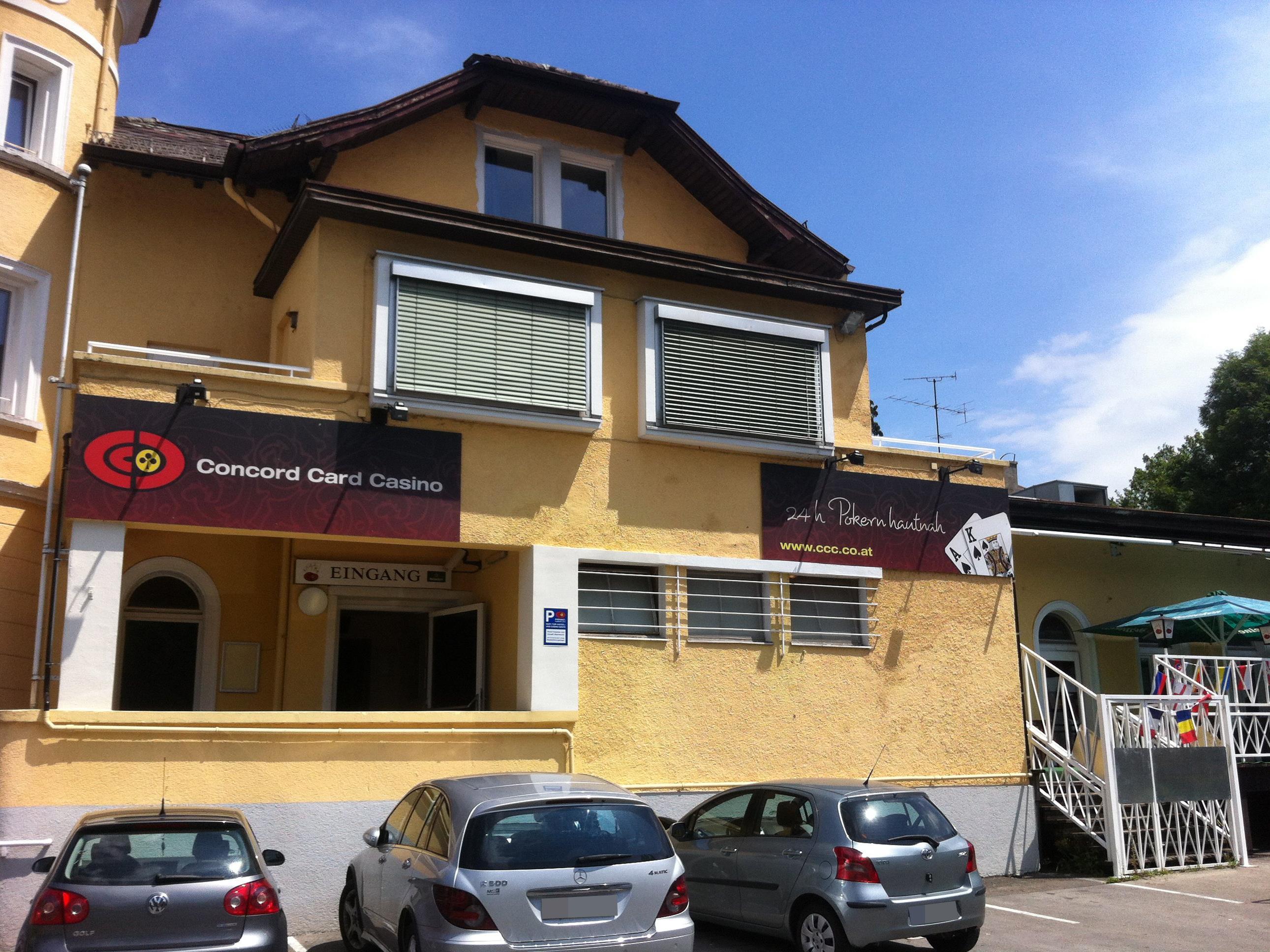 Das Pokercasino in Bregenz wird nicht geschlossen.