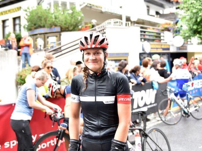 Anna Bachmann auf Platz drei