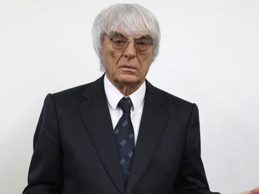 Formel 1-Boss Bernie Ecclestone muss laut Medienberichten um seine Schwiegermutter bangen.