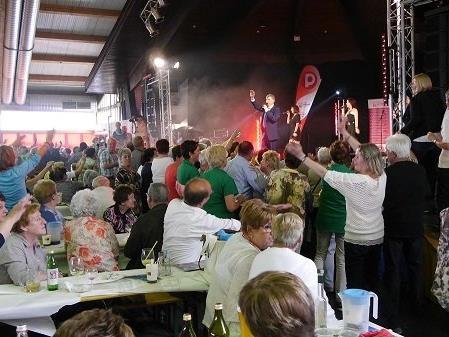 Semino Rossi entzückte den PVÖ Vorarlberg
