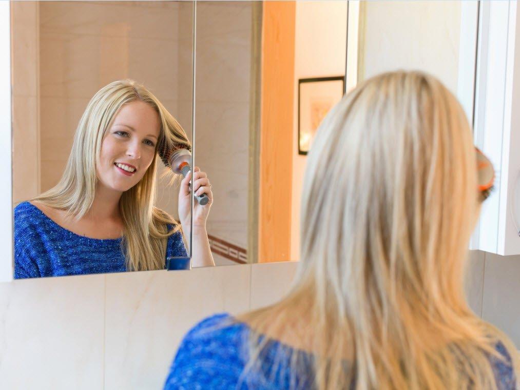 Jede Frau wünscht sich langes, gesundes Haar - 7 Lebensmittel helfen dabei
