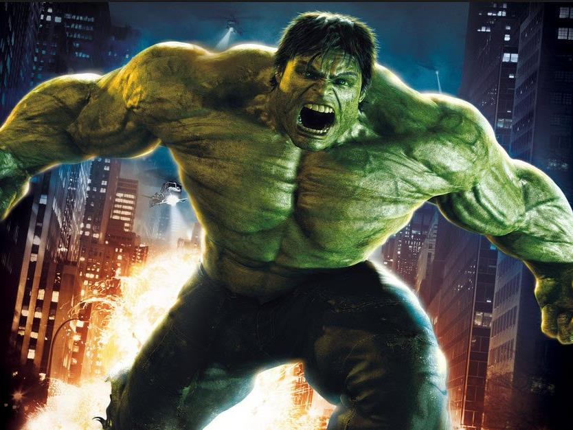 Persischer Hulk