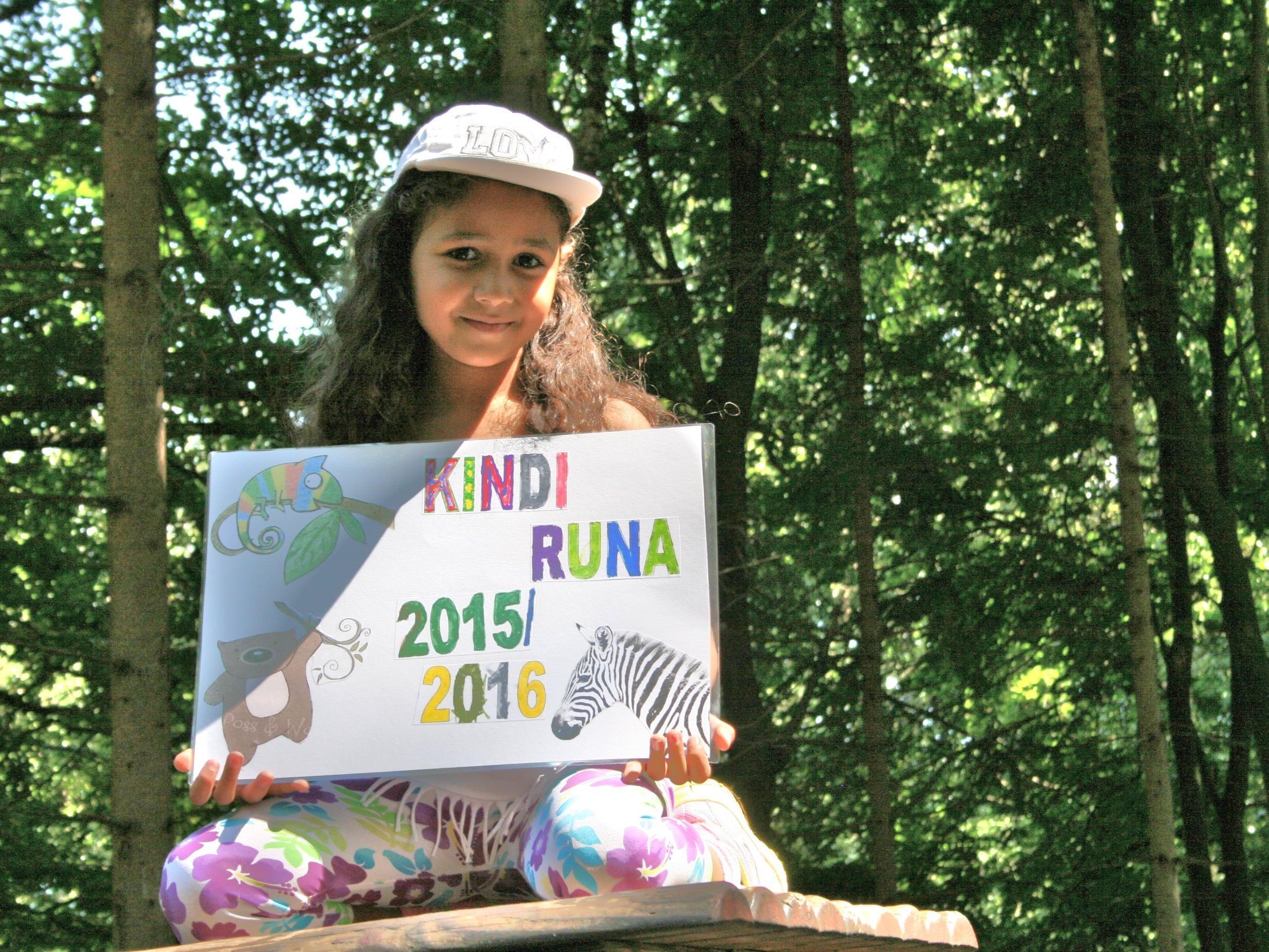 Jedes Kindergartenkind erhält zum Jahresabschluss ein Erinnerungsfoto.