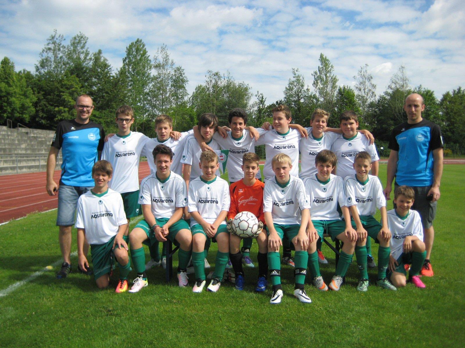 Freundschaftsspiel gg SV Taufkirchen
