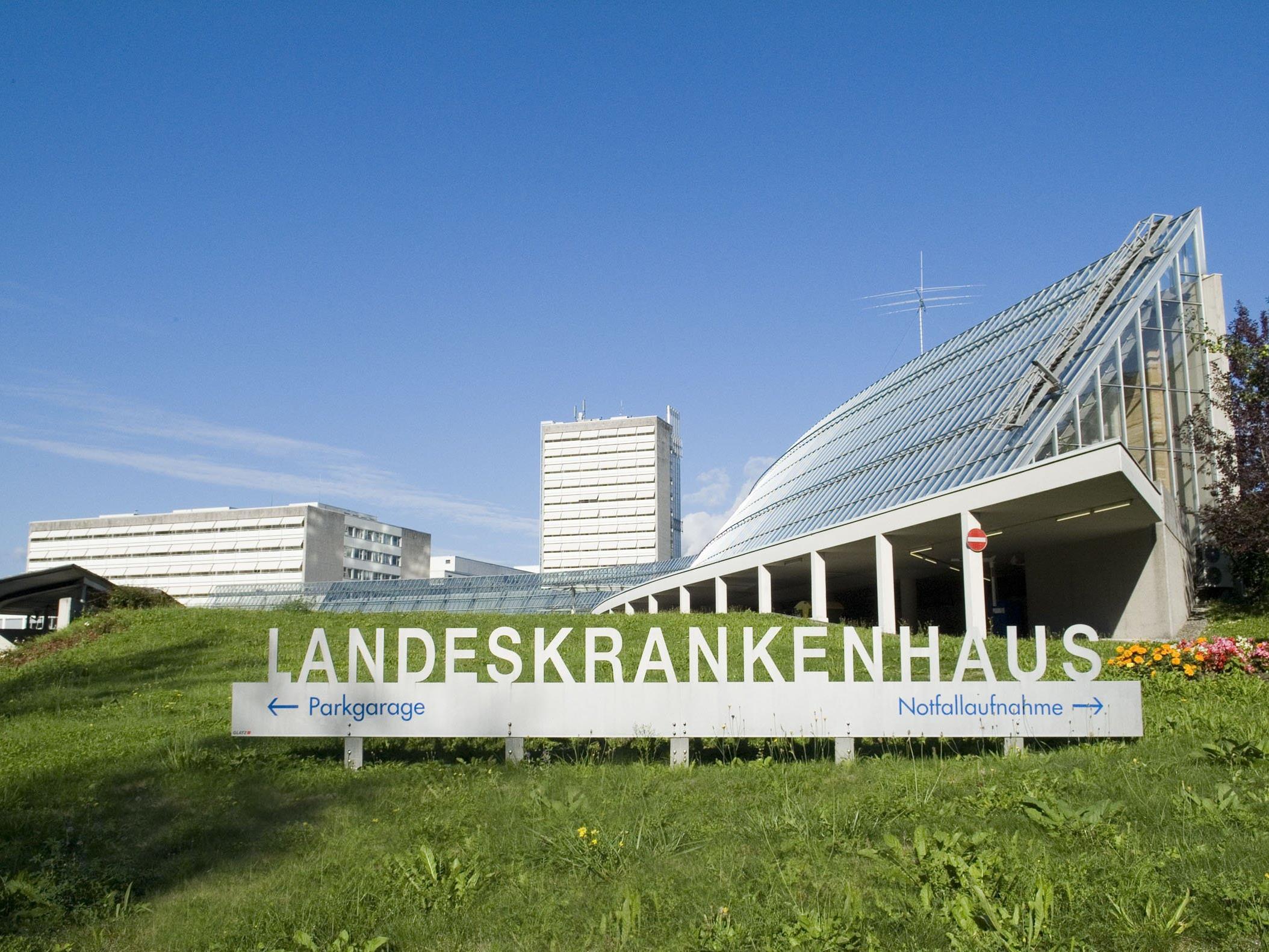 LKH-Feldkirch - akademisches Lehrkrankenhaus. Nun auch alle anderen Landeskrankenhäuser.