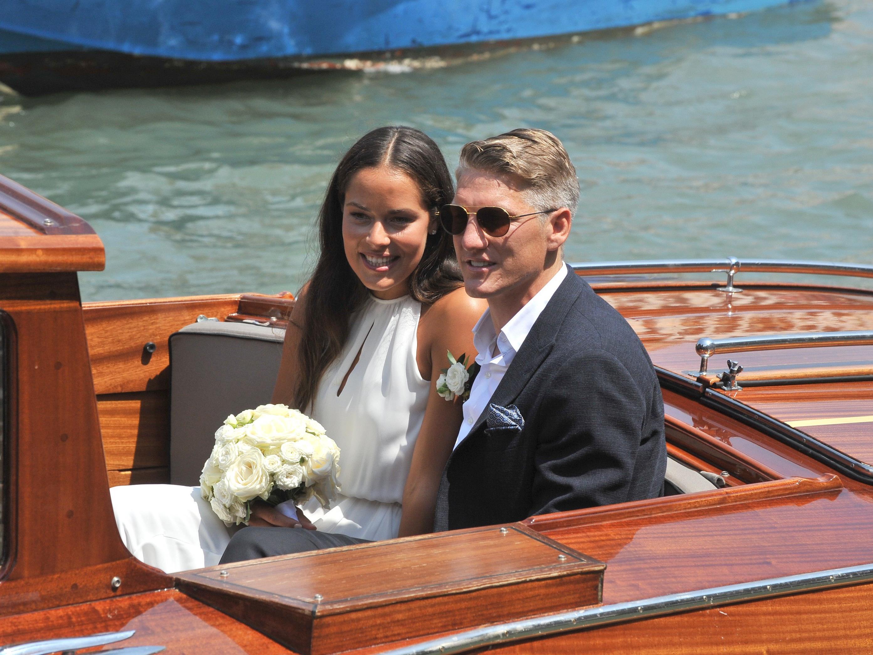 Romantik pur in Venedig.