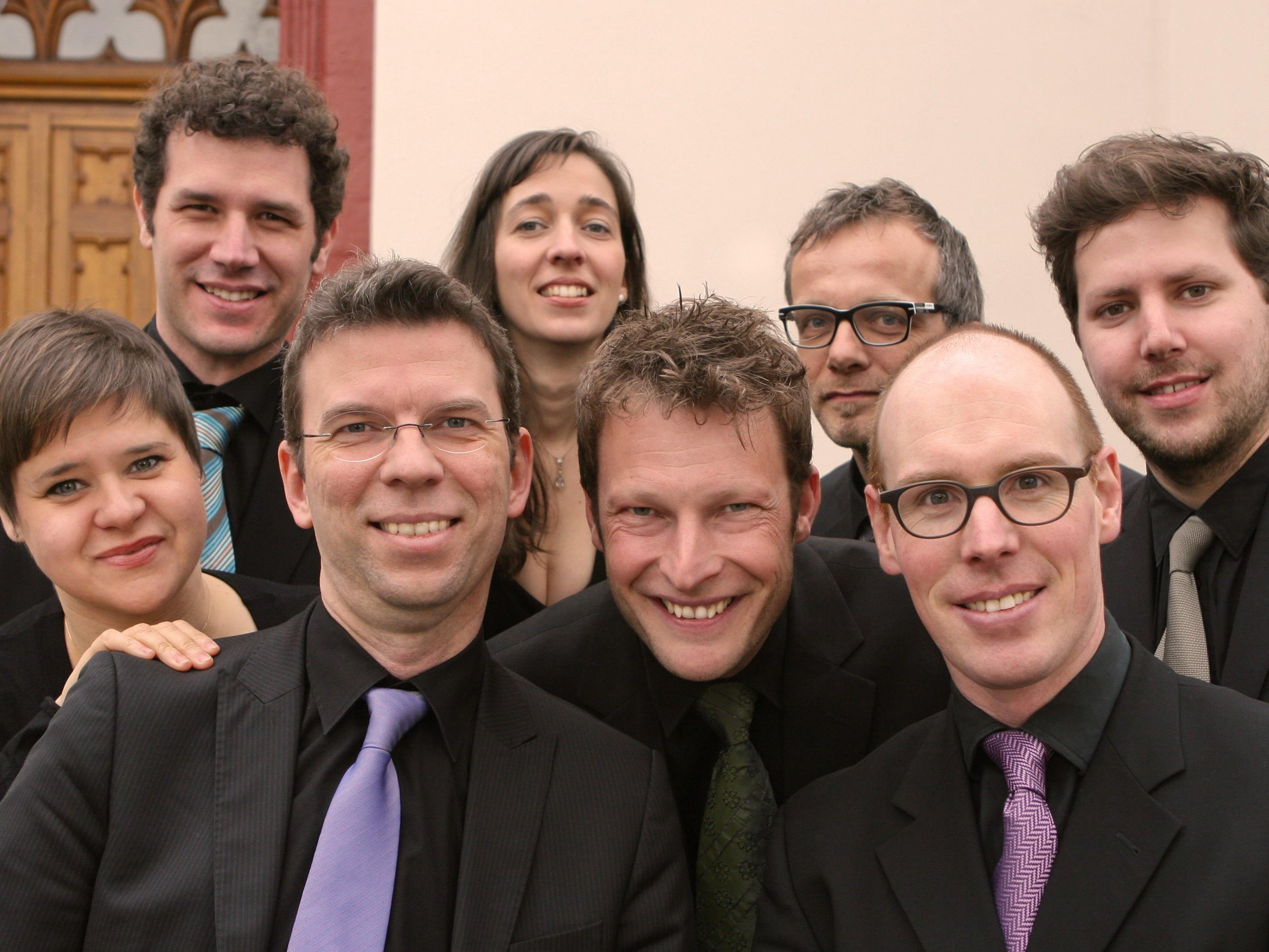 Das Capricornus Consort Basel spielt am Eröffnungswochenende.