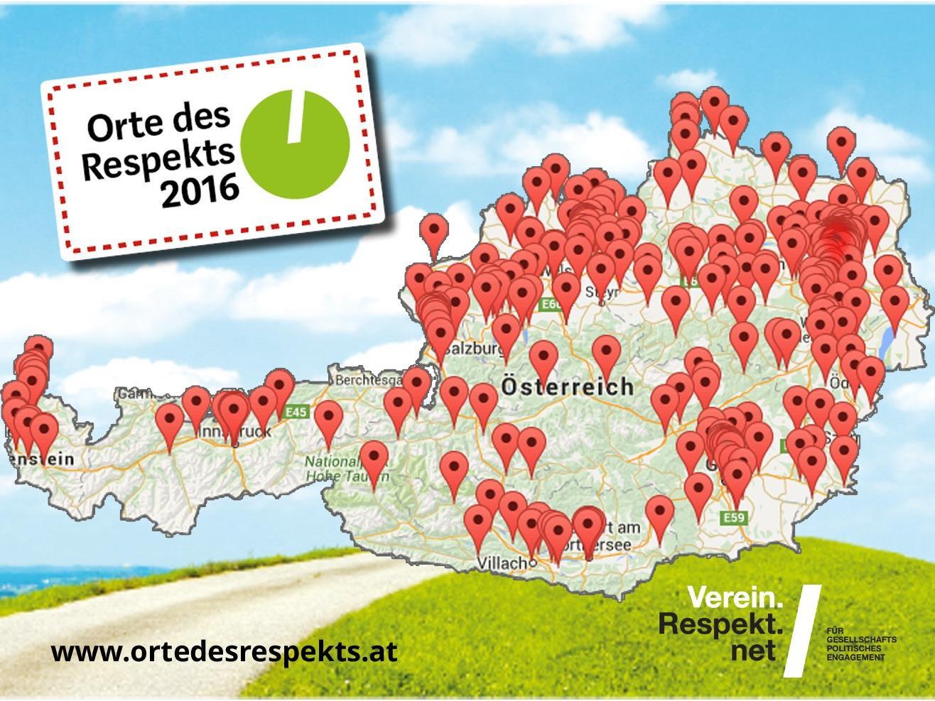SC Hohenweiler/Ort des Respekts