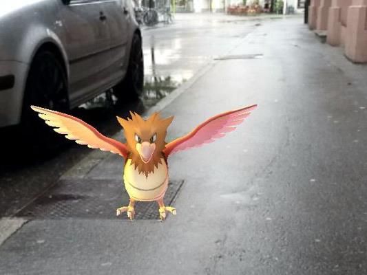 Pokémon Go gibt es jetzt auch in Österreich als Download.
