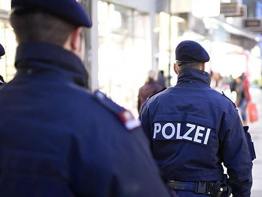 In Hernals kam es zu einem Polizeieinsatz