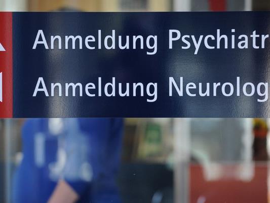 In einer Psychiatrie im Stadtteil Höchst von Frankfurt am Main schoss ein Patient wild um sich. (Symbolbild)