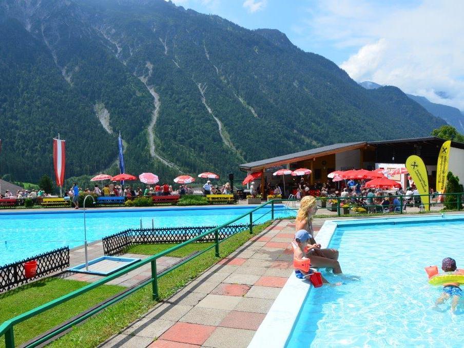 Schwimmbadfest Braz 2016