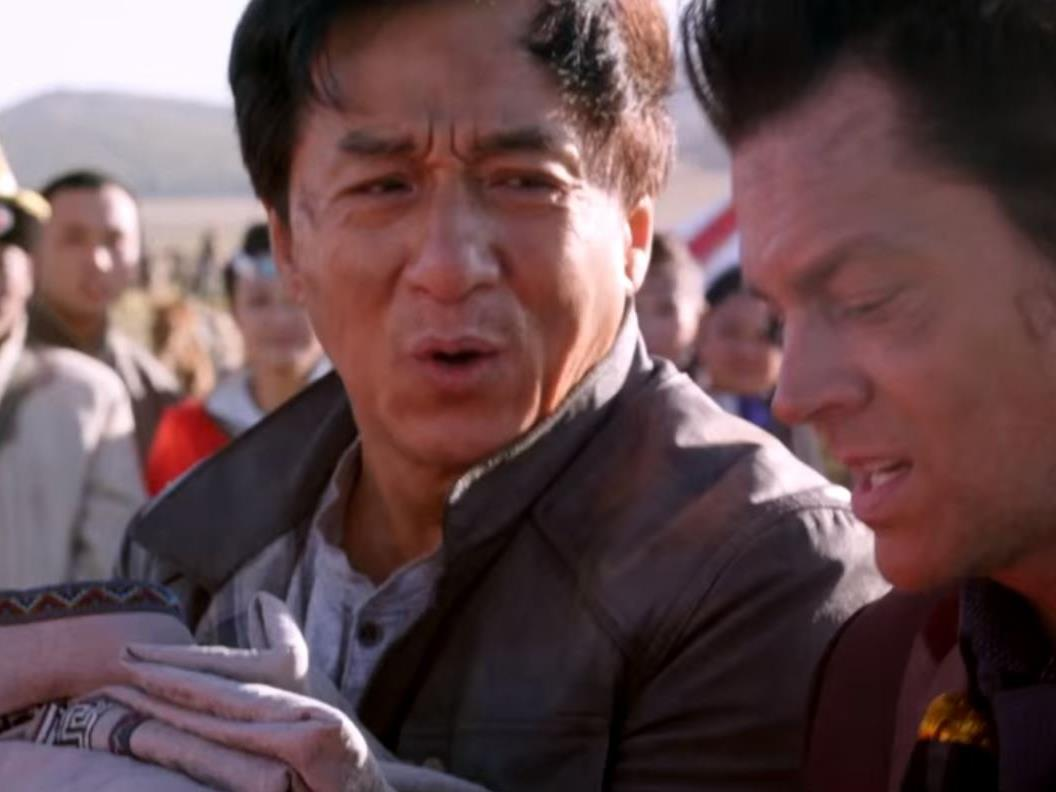 "Jackie Chan trifft auf Johnny Knoxville in Renny Harlins ""Skiptrace"""