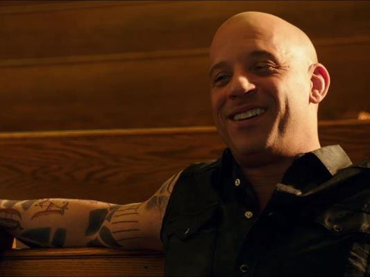 """Vin Diesel lässt in """"xXx: Return of Xander Cage"""" wieder die Muskeln spielen"""