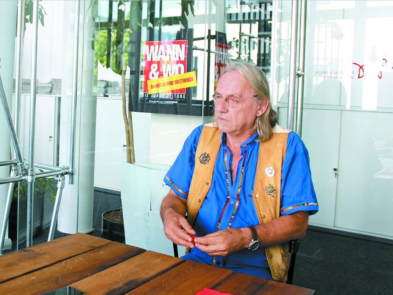 WANN & WO sprach mit Manfred (57). Er war einer der ersten HIV-Infizierten in Vorarlberg.