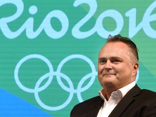 Österreichs Sportminister Hans Peter Doskozil spricht sich aufgrund der Erkenntnisse aus dem McLaren-Bericht für den Olympia-Ausschluss Russlands aus.