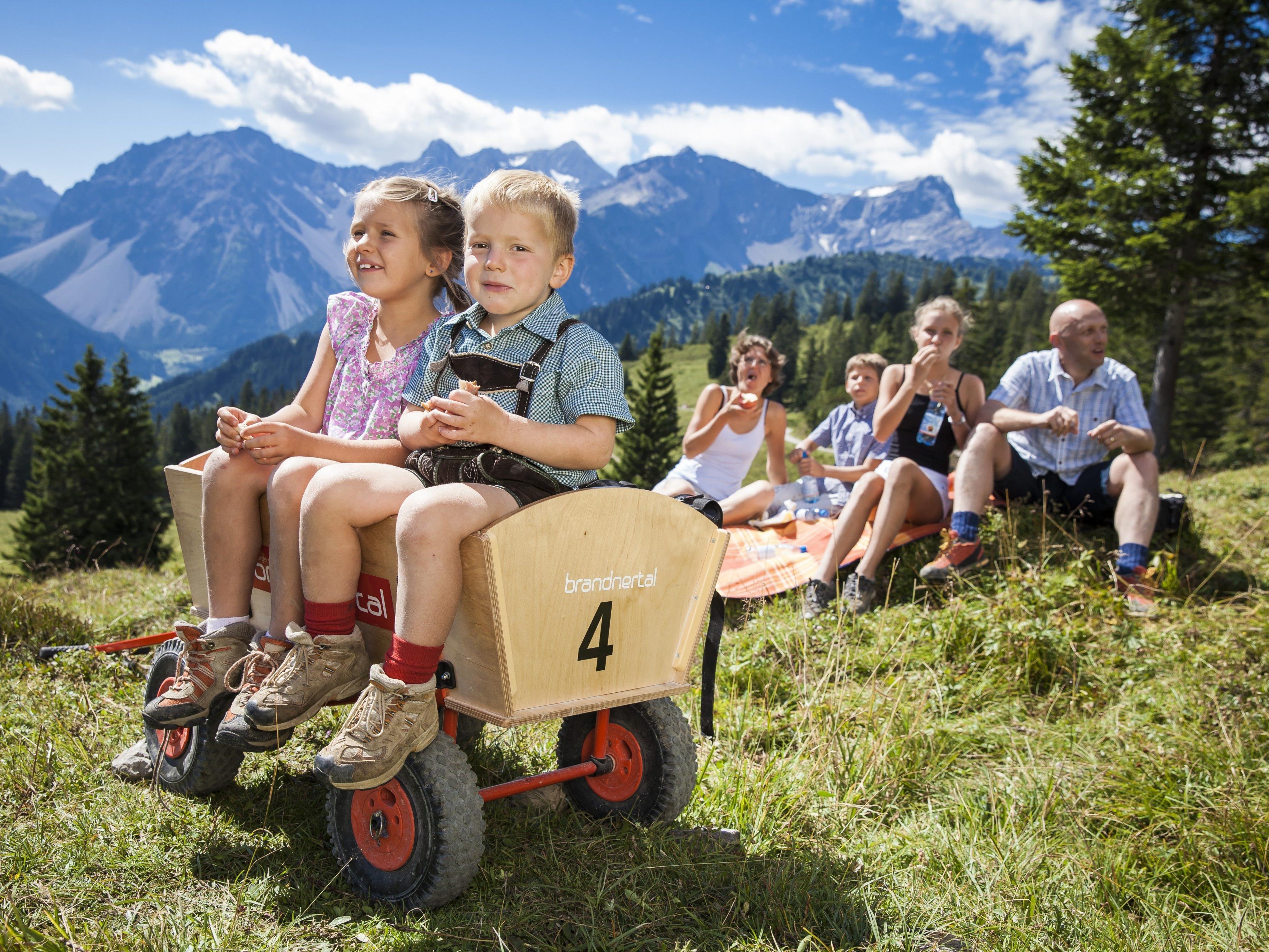 Die V-CARD der Vorarlberger Tourismus GmbH hat sich heuer bereits 5000 mal verkauft.