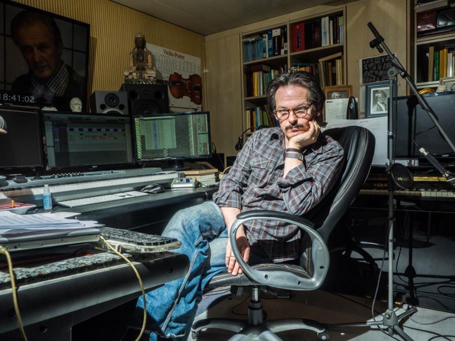 Filmmusik-Komponist: Marque aka Marcus Nigsch.