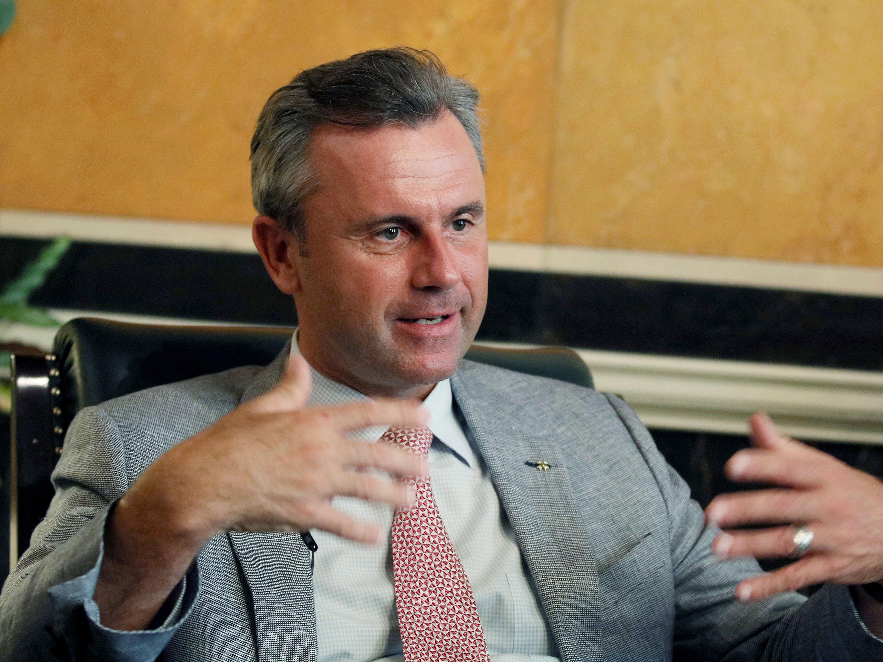 BP-Kandidat Hofer kündigt Anzeigen wegen Wahl-Manipulationen an