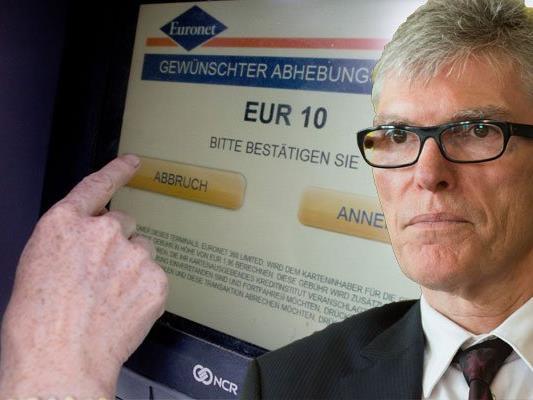 An der Position der Banken habe sich trotz Euronet nichts verändert.