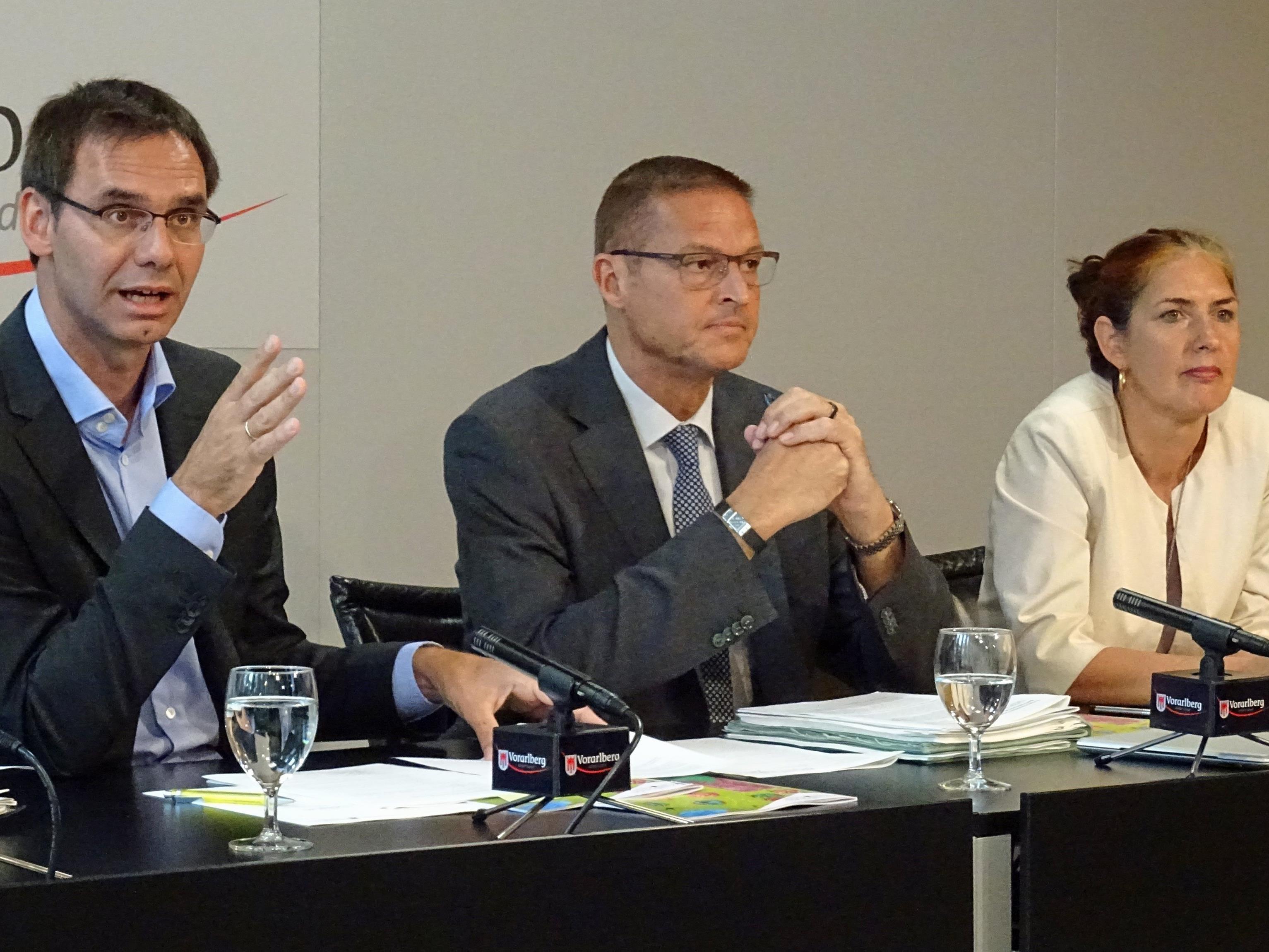 LH Wallner und LR Bernhard: Ziel ist ein selbstverständliches Miteinander von Menschen mit und ohne Behinderung.