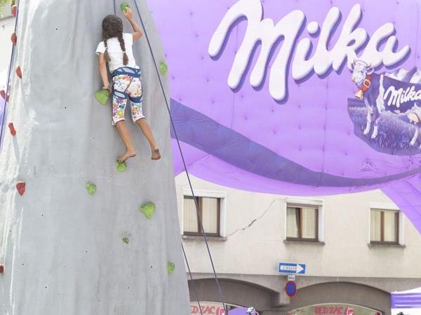Unter dem Motto milkamomente sorgt das Milka Schokoladefest bereits zum 22. Mal für Spass und süße Highlights.