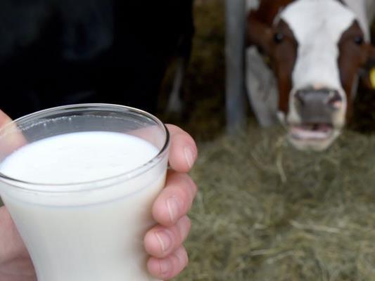 """""""Es gibt ein Milch-Defizit"""", sagt Wadim Semikin von Institut für Agrarmarktstudien in Moskau."""