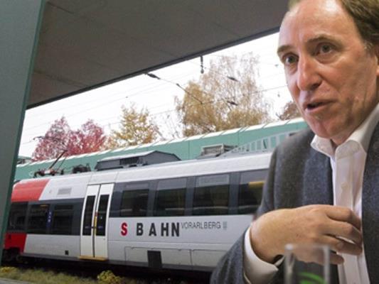 Verkehrsministerium und Land Vorarlberg haben heute ein Bahnpaket in der Höhe von rund 400 Millionen Euro unterzeichnet.