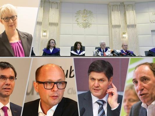 Die Vorarlberger Landtagsparteien haben am Freitag Verständnis für die Wahlwiederholung gezeigt.