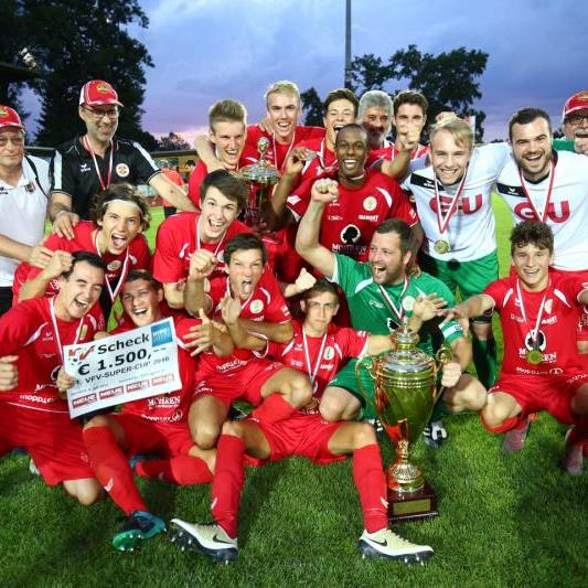 FC Dornbirn schafft das Double im Pokal