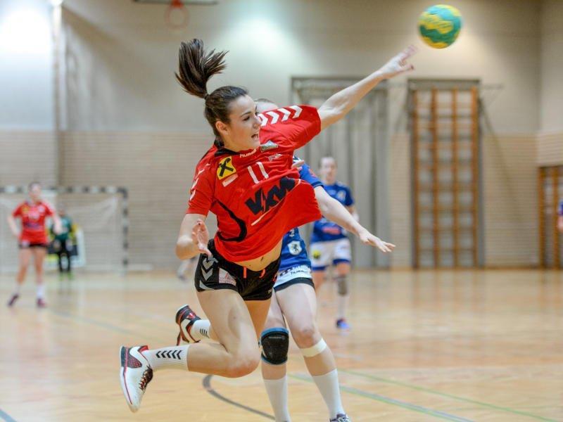 Fabienne Tomasini will für Österreich Tore werfen