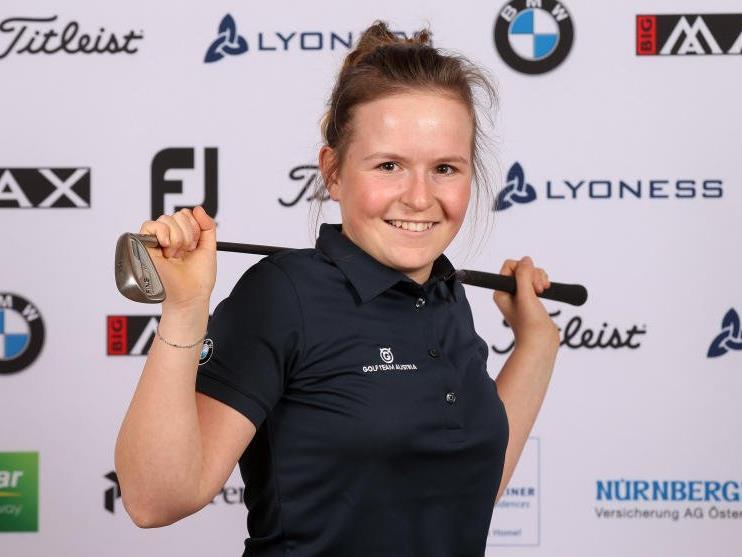 Janika Rüttimann träumt von einer Golf-Profikarriere