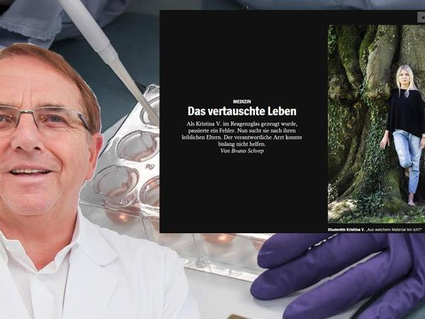 """Mediziner überrascht von """"Spiegel""""-Artikel"""