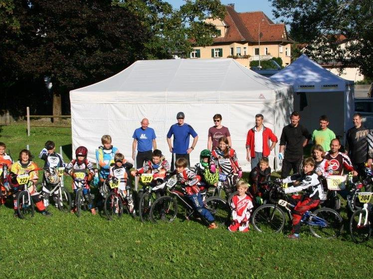 Tolles BMX-Abenteuer-Trainingscamp