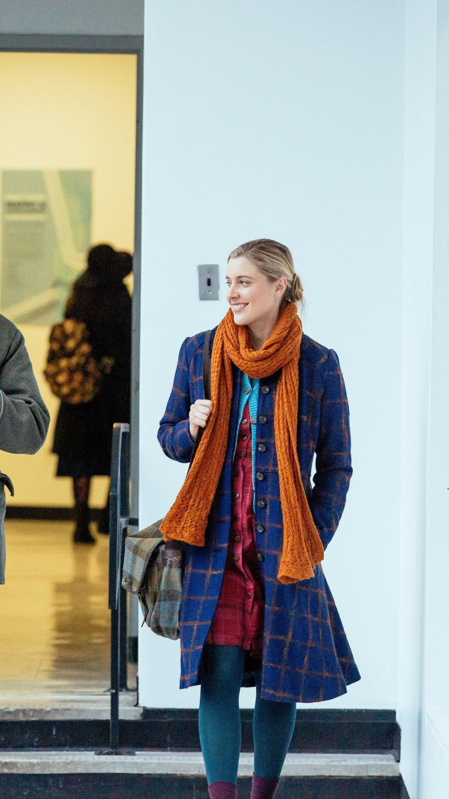 """Greta Gerwig ist aktuell in """"Maggie's Plan"""" zu sehen"""