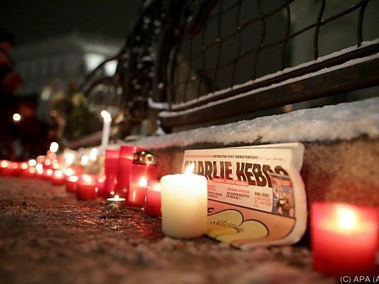 """Beim Anschlag auf das Magazin """"Charlie Hebdo"""" starben zwölf Menschen"""